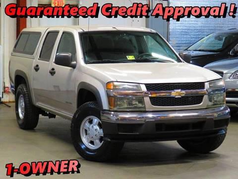 2005 Chevrolet Colorado for sale in Manassas, VA
