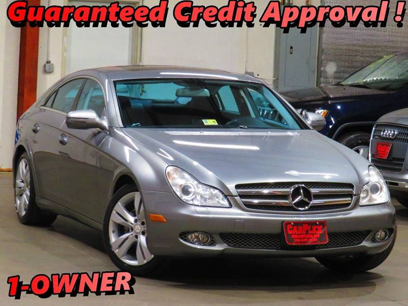 2010 Mercedes Benz CLS For Sale At CarPlex In Manassas VA