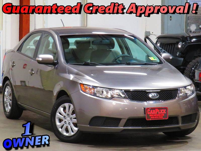 2010 Kia Forte For Sale At CarPlex In Manassas VA