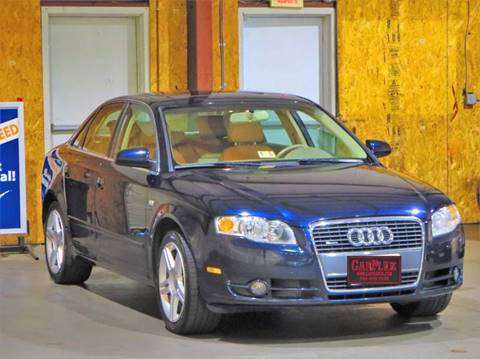 2007 Audi A4 for sale at CarPlex in Manassas VA