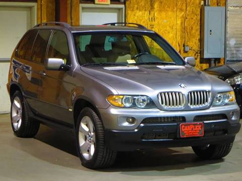 2005 BMW X5 for sale at CarPlex in Manassas VA