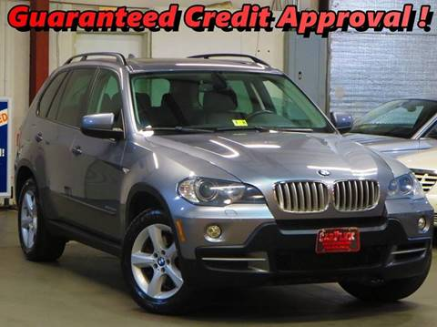 2009 BMW X5 for sale at CarPlex in Manassas VA