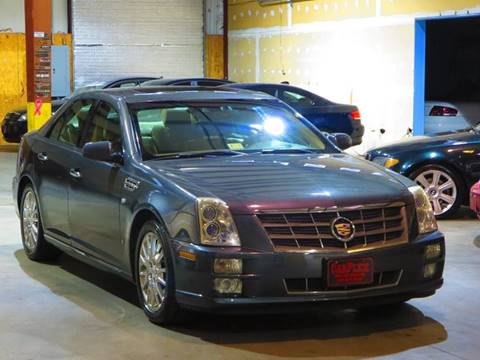 2008 Cadillac STS for sale at CarPlex in Manassas VA