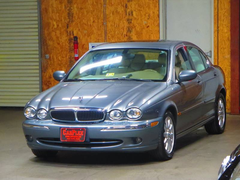 2002 Jaguar X Type 2 5 In Manassas Va Carplex