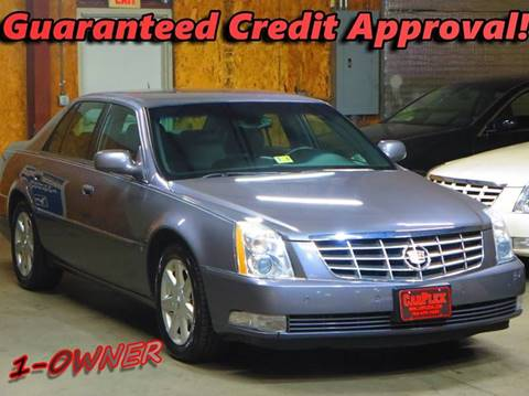 2007 Cadillac DTS for sale at CarPlex in Manassas VA