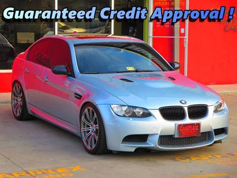 2008 BMW M3 for sale at CarPlex in Manassas VA