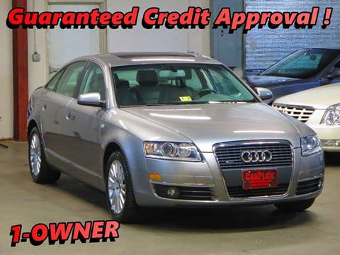 2006 Audi A6 for sale at CarPlex in Manassas VA
