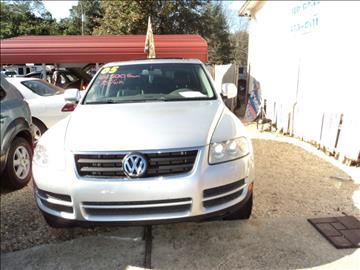 2005 Volkswagen Touareg for sale in Pensacola, FL