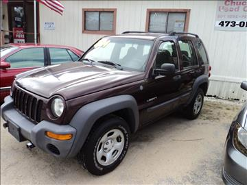 2004 Jeep Liberty for sale in Pensacola, FL