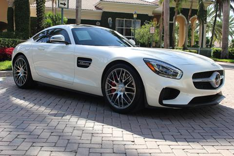 2017 Mercedes-Benz AMG GT for sale in Fort Lauderdale, FL