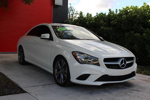 2016 Mercedes-Benz CLA for sale in Fort Lauderdale, FL
