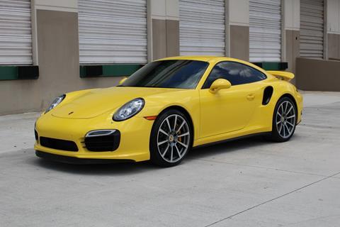 2014 Porsche 911 for sale in Fort Lauderdale, FL