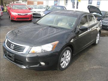 2008 Honda Accord for sale in Evansville, IN