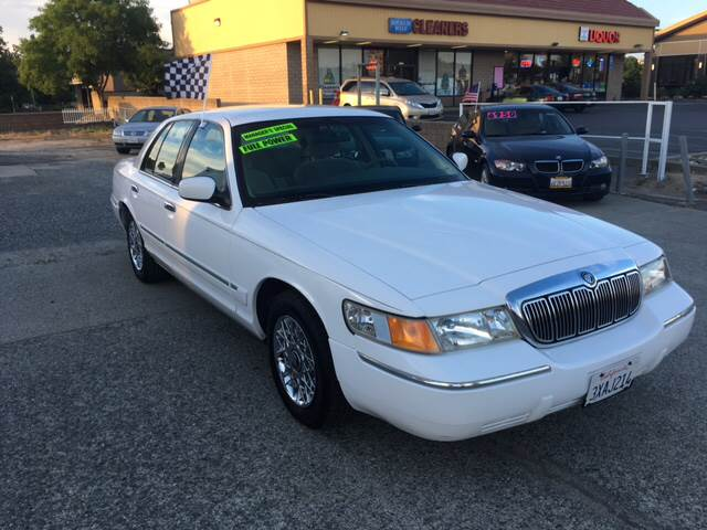 1998 Mercury Grand Marquis GS 4dr Sedan - Rocklin CA
