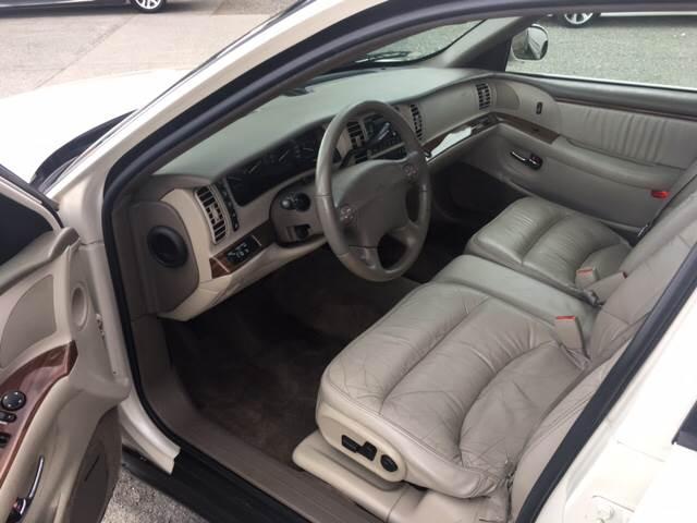 2002 Buick Park Avenue Ultra 4dr Supercharged Sedan - Rocklin CA