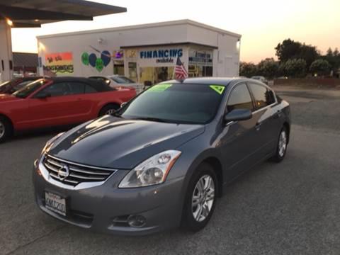2010 Nissan Altima for sale in Rocklin, CA