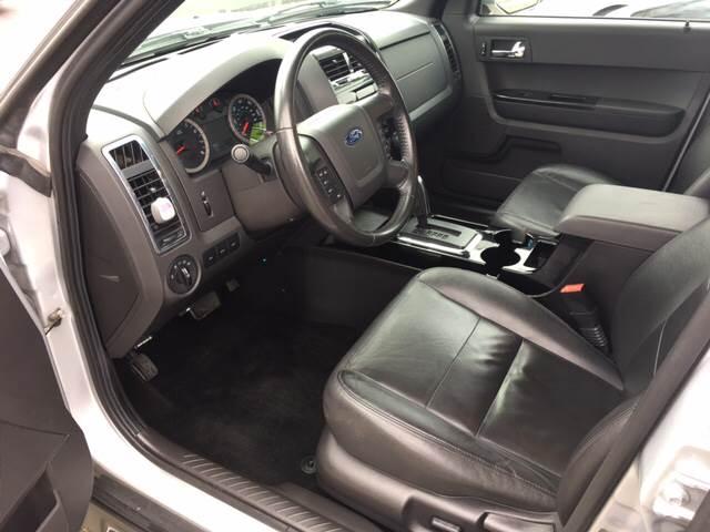 2011 Ford Escape AWD Limited 4dr SUV - Rocklin CA