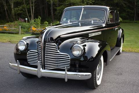 1940 Buick Century for sale at Essex Motorsport, LLC in Essex Junction VT