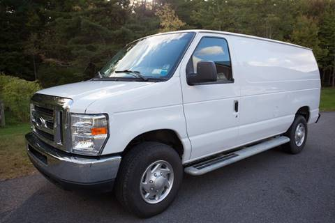 2013 Ford E-250 for sale at Essex Motorsport, LLC in Essex Junction VT