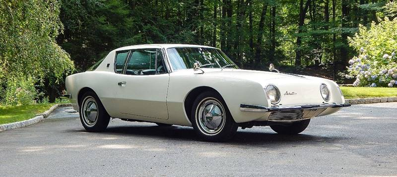 1963 Studebaker Avanti for sale at Essex Motorsport, LLC in Essex Junction VT