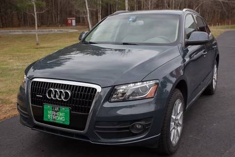 2009 Audi Q5 for sale at Essex Motorsport, LLC in Essex Junction VT