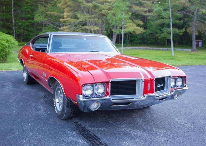 1972 Oldsmobile Cutlass for sale at Essex Motorsport, LLC in Essex Junction VT