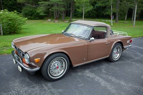 1973 Triumph TR6 for sale in Essex Junction, VT