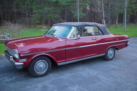 1963 Chevrolet Nova for sale in Essex Junction, VT