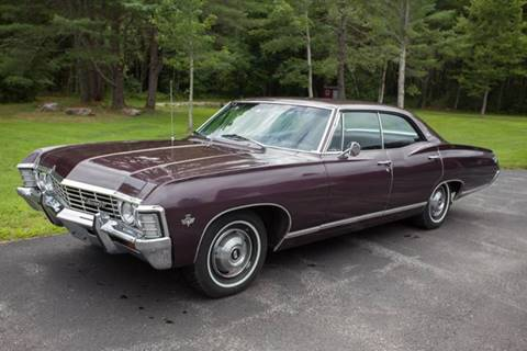 1967 Chevrolet Caprice for sale in Essex Junction, VT