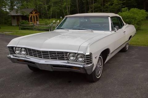 Used 1967 Chevrolet Impala For Sale Carsforsalecom