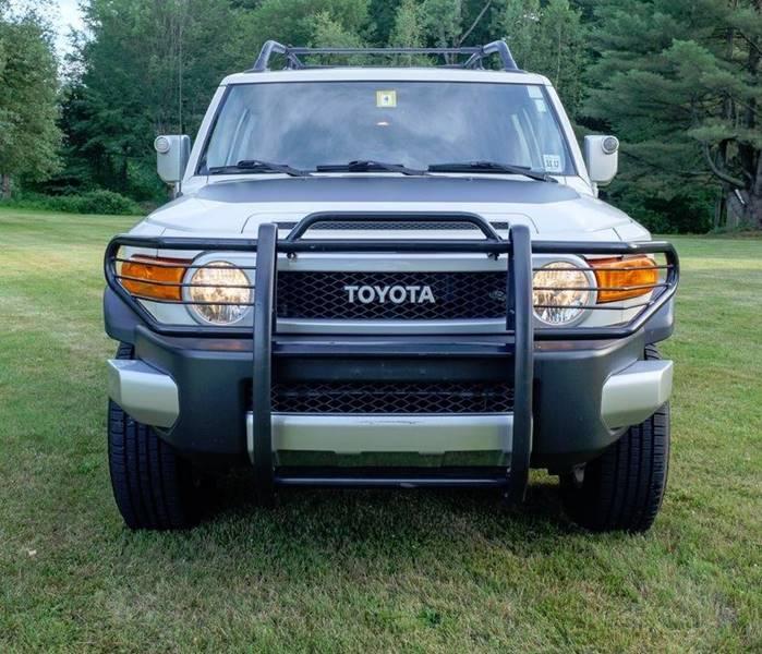 2012 Toyota FJ Cruiser for sale at Essex Motorsport, LLC in Essex Junction VT