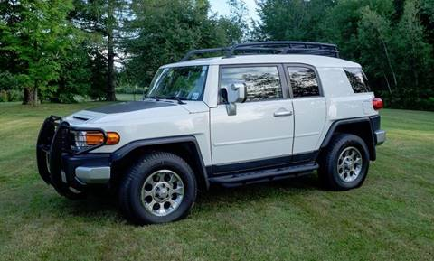 2012 Toyota FJ Cruiser for sale at Essex Motorsport, LLC in Essex Junction VT