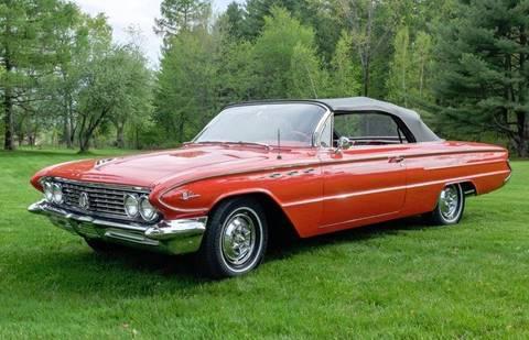 1961 Buick LeSabre for sale at Essex Motorsport, LLC in Essex Junction VT