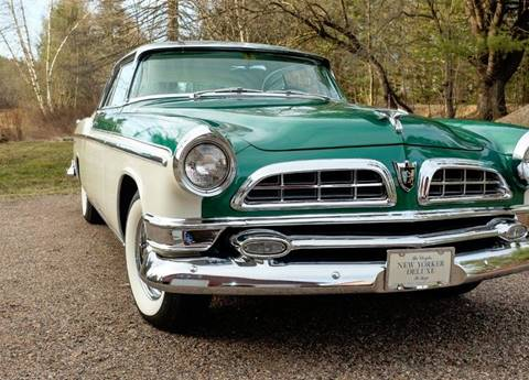 1955 Chrysler New Yorker for sale at Essex Motorsport, LLC in Essex Junction VT