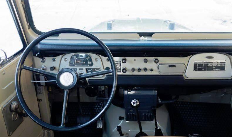 1972 Toyota Land Cruiser for sale at Essex Motorsport, LLC in Essex Junction VT
