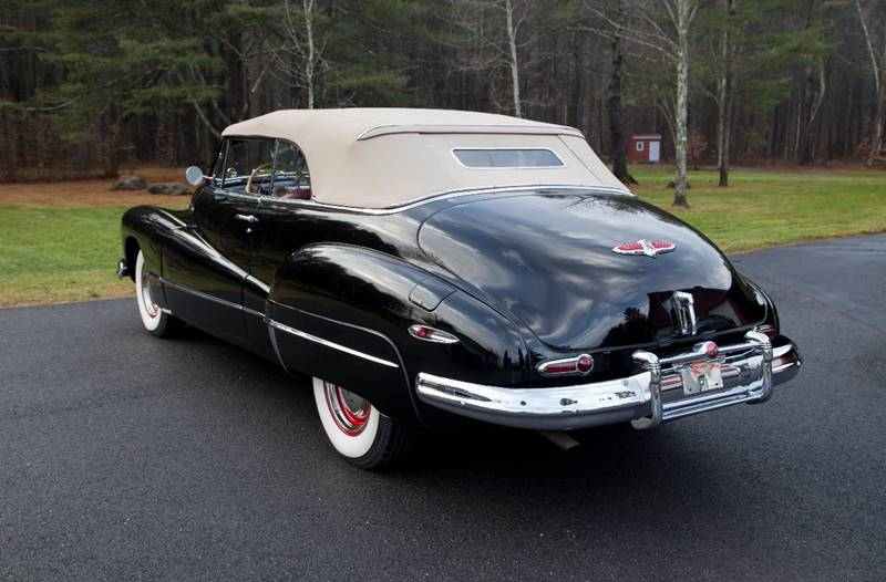 1946 Buick 50 Super for sale at Essex Motorsport, LLC in Essex Junction VT