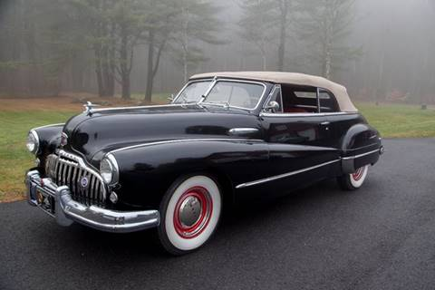 1946 Buick 50 Super for sale in Essex Junction, VT