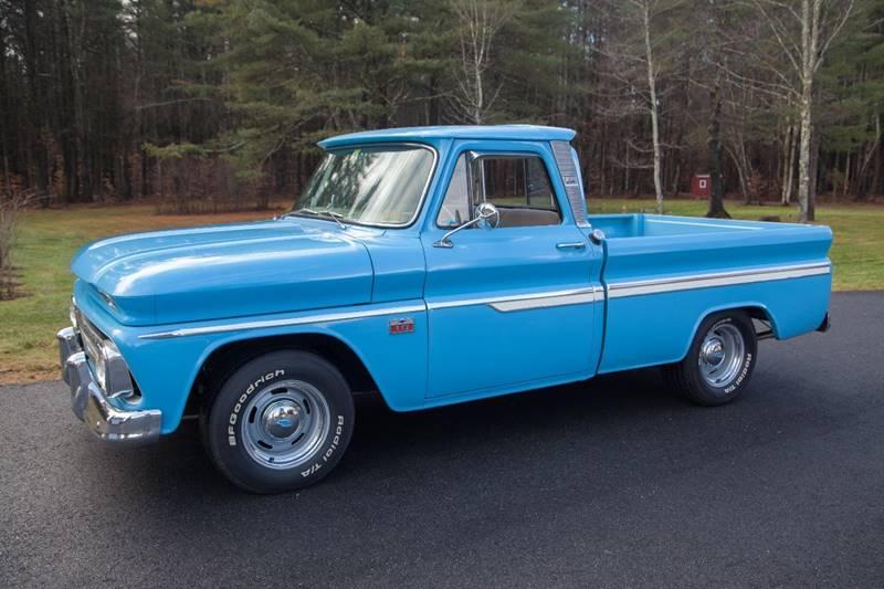 1966 Chevrolet C/K 10 Series for sale at Essex Motorsport, LLC in Essex Junction VT