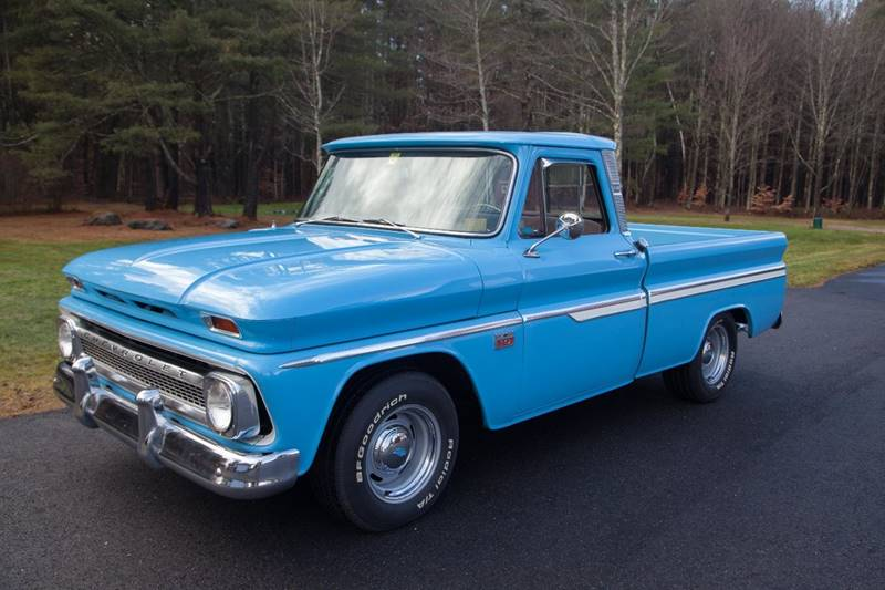 1966 Chevrolet C/K 10 Series for sale at Essex Motorsport, LLC in Essex Junction VT