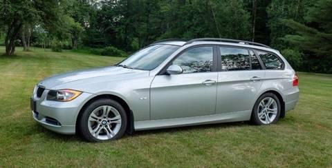 2008 BMW 3 Series for sale at Essex Motorsport, LLC in Essex Junction VT