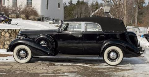 1936 Buick Roadmaster for sale at Essex Motorsport, LLC in Essex Junction VT