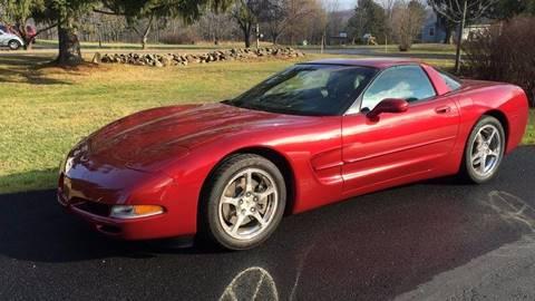 2004 Chevrolet Corvette for sale at Essex Motorsport, LLC in Essex Junction VT