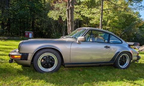 1982 Porsche 911 for sale at Essex Motorsport, LLC in Essex Junction VT