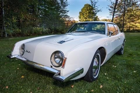 1964 Studebaker Avanti for sale at Essex Motorsport, LLC in Essex Junction VT