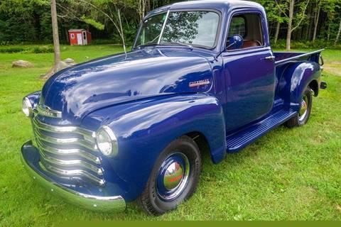 1948 Chevrolet 3100 for sale at Essex Motorsport, LLC in Essex Junction VT