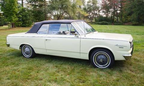 1966 Rambler American for sale at Essex Motorsport, LLC in Essex Junction VT
