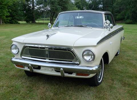 1963 Rambler American for sale at Essex Motorsport, LLC in Essex Junction VT