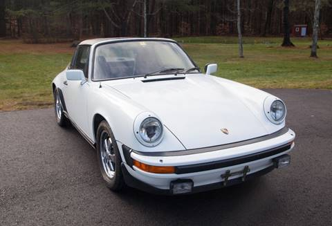 1983 Porsche 911 for sale at Essex Motorsport, LLC in Essex Junction VT