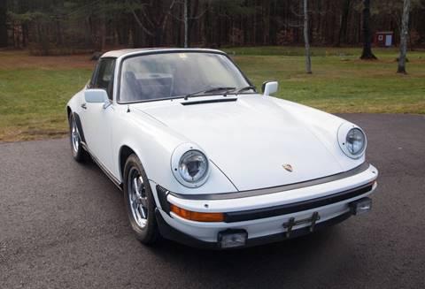 1983 Porsche 911 for sale at Essex Motorsport, LLC in Essex Junction VT