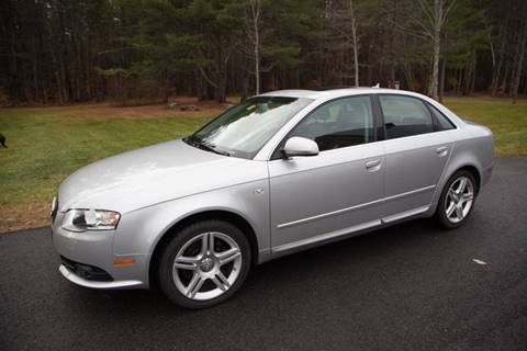 2008 Audi A4 for sale at Essex Motorsport, LLC in Essex Junction VT